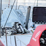October 4, 2104 - 2014 - 2015 Volvo Ocean Race, Alicante Spain.  The race is not only the  world's longest professional sporting event and but is also the leading offshore sailing competition. This is the 12th edition of the race.