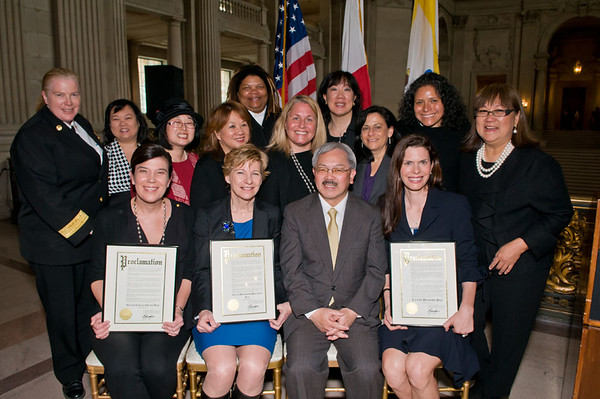 2014 Women's History Month - March 25