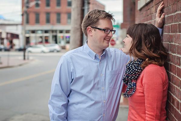 Jacqui + Ian: Engagement Images!