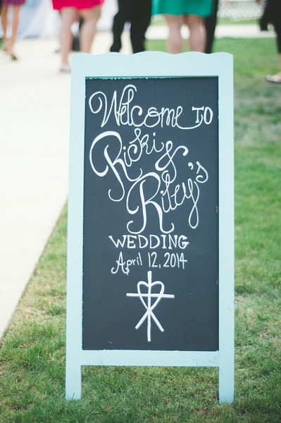 Ceremony / Ricki + Riley