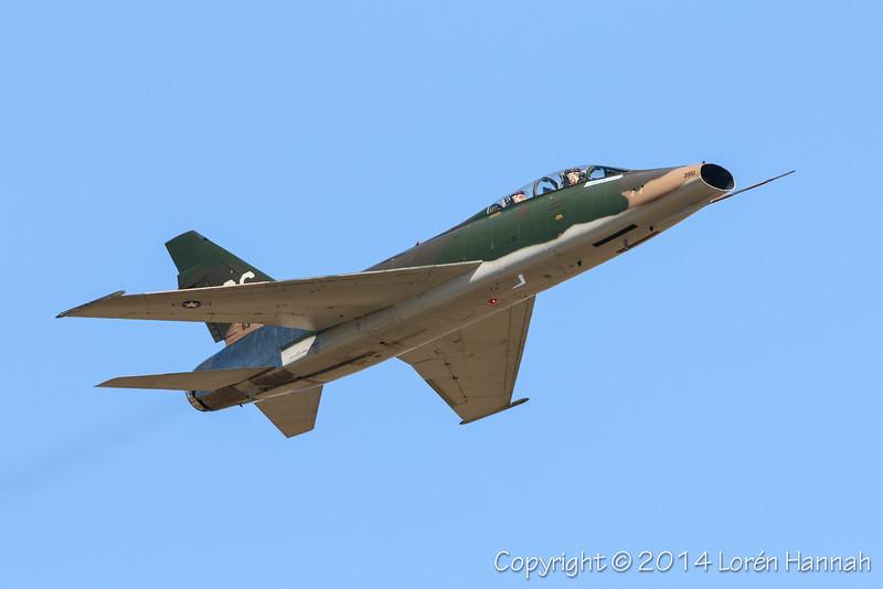 F-100F Super Sabre - Collings Foundation
