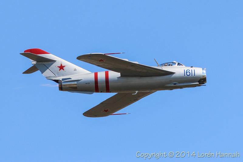 MiG 17 - Randy Ball / Fighter Jets Inc.