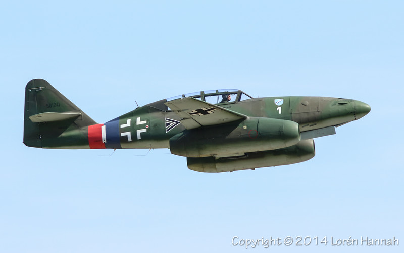 Me 262 (reproduction) - Collings Foundation