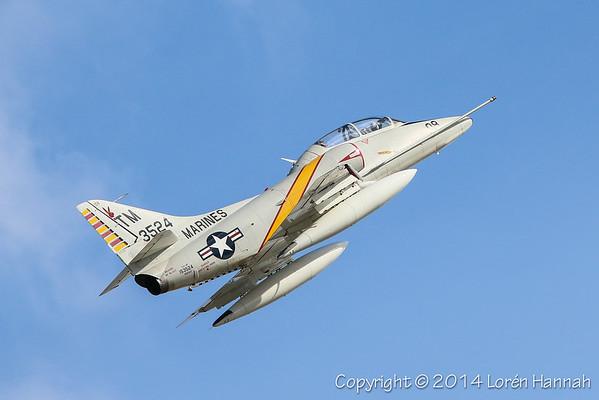 TA-4J Skyhawk - Collings Foundation