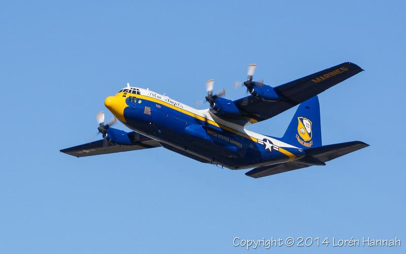 C-130 'Fat Albert' of the Blue Angels