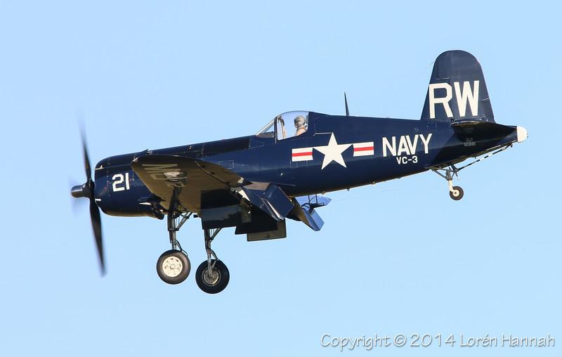 F4U-5N Corsair 'Annie-Mo' - LSFM