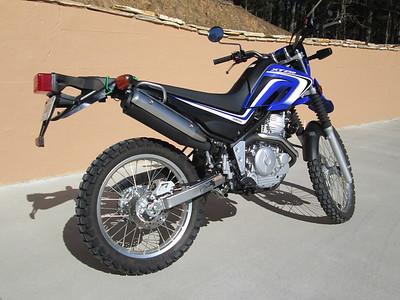 2014-Yamaha XT250