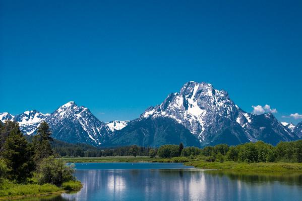 2014 Yellowstone-Grand Tetons