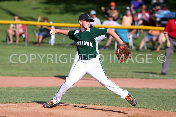 20140701 Yorktown JAA 11-12 Baseball All Stars