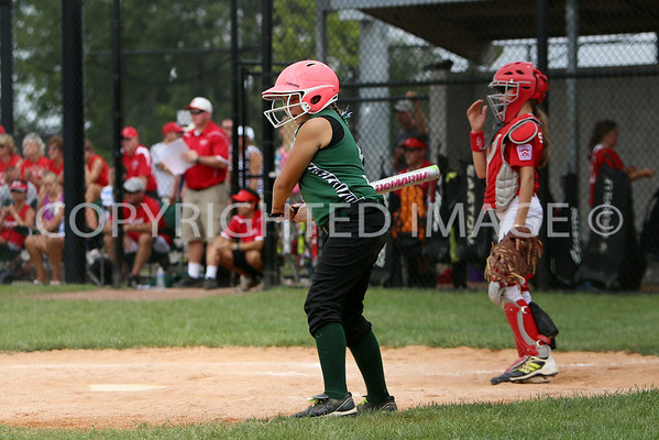 20140720 All Star Softball 9-10 vs Jeffersonville