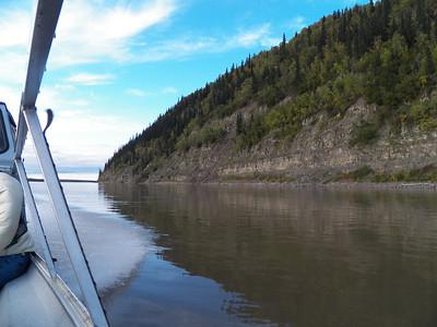 Nulato Boat Ride