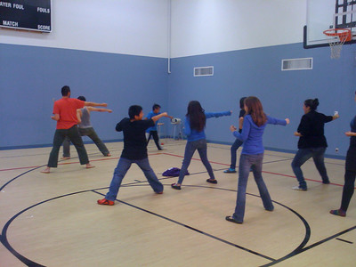 Kung Fu Workshop