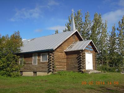 Tanana Catholic Church