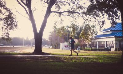 A Morning Run
