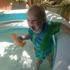 Wading pool silliness