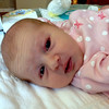 On her due date (9 days old)