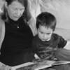"Nonni & Nate read ""Blue Mountain Quarry"""