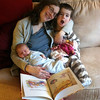 Learning how to be a mama of two