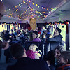 On the Holiday Express with many Co-Op families - we filled an entire car!