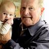 Papa & his granddaughter