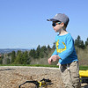 Gorgeous sunny Sunday morning at a park with Thompson Starr.  Mommy trying out her new camera for the first time!