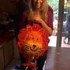 Lion piñata!