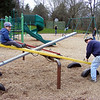 Teeter totter fun