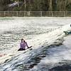 First sledding at Hayhurst