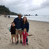 Day trip to Indian Beach, Ecola State Park, with Bob