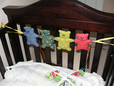 Sewn by Nonni for her own two girls
