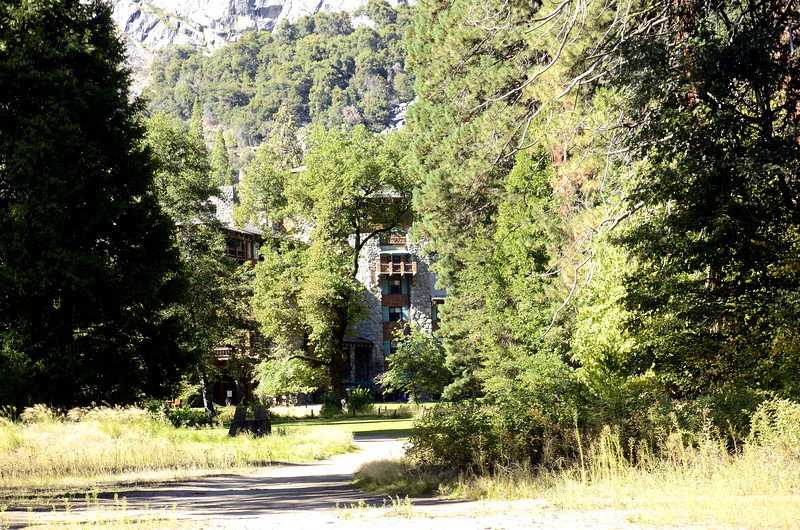 Celebrating Papa's 70th birthday with a magical long weekend in Yosemite, staying at the Ahwahnee Hotel