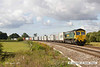 140816-025     Freightliner class 66/5 no 66556  is captured passing Hoby with diverted Intermodal 4L90, 09.11 Lawley Street to Felixstowe south F.L.T..
