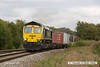 140816-047     Freightliner class 66/5 no 66590 passes Hoby, powering diverted Intermodal 4M20, 10.32 Felixstowe north F.L.T. to Lawley Street F.L.T..