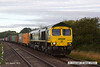 140816-006     Freightliner class 66/5 no 66596 passes Frisby with diverted Intermodal 4L89, 03.37 Crewe, Basford Hall to Felixtowe North F.L.T.. Due to engineering work at Ipswich, Intermodal services were being diverted via Peterborough, Melton Mobray and Leicester.