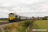 140816-039     Freightliner class 66/5 no 66501 Japan 2001, seen passing Hoby with diverted Intermodal 4M93, 09.32 Felixstowe north F.L.T. to Crewe Basford Hall.
