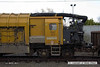 140301-018     Swedish Railvac no DR9970 9515 110-4, stabled at Newark North Gate.