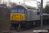 140301-022     DCR class 56 no 56312 Jeremiah Dixon is seen at Newark North Gate.