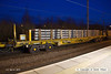 140301-043     Wagon type IFAP no 31 70 4629 005-0, loaded with new concrete sleepers. Seen at Newark North Gate in the consist of 4Z34, the Doncaster Wood Yard to Whitemoor Yard.