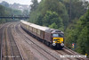 140906-012     WCRC class 57/3 no 57314 is seen leading The Statesman, train 1Z43, 06.00 Gloucester to Scarborough. Class 47/7 no 47786 was at the rear, the image was captured at Tupton, near Chesterfield.