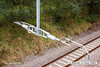 140903-011     OHLE catenary support system which is being installed at Ollerton, on the High Marnham Test Track, as part of the commissioning and staff familiarisation of the HOPS electrification train.