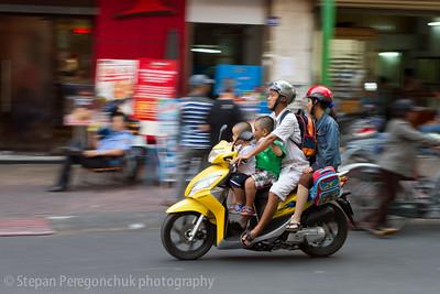 Family motobyke