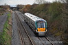 22007 passes Killenard with the 1320 Heuston - Portlaoise. Tues 01.04.14
