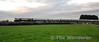 221 powers the 1900 Heuston - Cork past Killinure, Co. Laois. Thurs 03.04.14