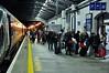 Passengers at Killarney. 1705 Heuston - Tralee. Thurs 11.12.14