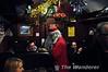 Santa makes his trip through the train. Sat 13.12.14
