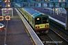 8515 + 8516 depart Clongriffin with the 1700 Greystones - Malahide. Thurs 27.02.14