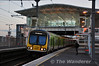 29006 arrives at Clongriffin with the 1650 Bray - Drogheda. Thurs 27.02.14