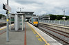 22035 arrives at Clondalkin / Fonthill with the 1420 Portlaoise - Heuston service. This set had entered service from the Train Care Depot at Portlaoise and would later form the 1830 Heuston - Galway Intercity service. Fri 11.07.14