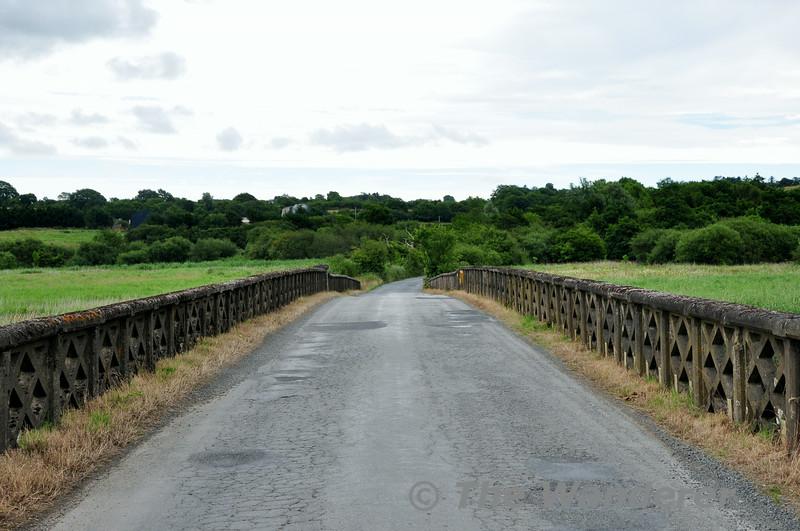 Deep's Bridge, Killurin, Co. Wexford. Mon 21.07.14