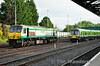 228 and 29026 stabled at Dundalk. Sun 20.07.14